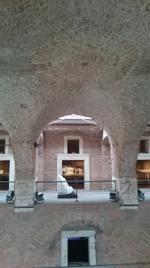 Vue intérieure du musée